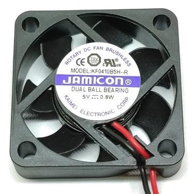 Вентилятор DC 40x40x10 (5V/0,8W) KF0410B5H качения Jamicon