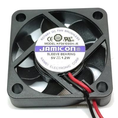 Вентилятор DC 40x40x10 (5V/1,2W) KF0410S5H скольжения Jamicon