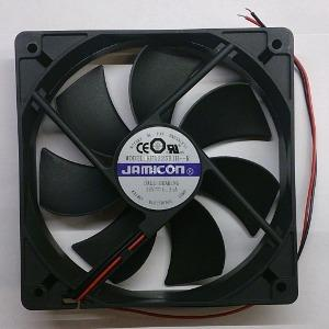 Вентилятор DC 120x120x25 (12v/0,35A) KF1225B1HR012-065R качения Jamicon