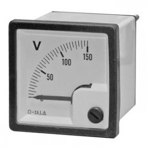 Вольтметр DC 48х48 150VDC