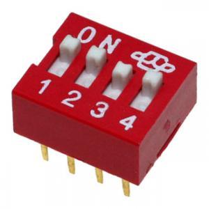 Dip переключатель DS-04 (SWD1-4)
