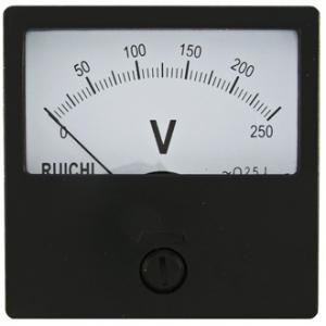 Вольтметр AC Ц42301 60x60 (аналог) 250VAC