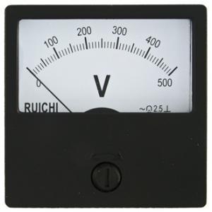 Вольтметр AC Ц42301 60x60 (аналог) 500VAC