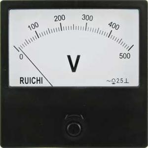 Вольтметр AC Ц42300 80x80 (аналог) 500VAC