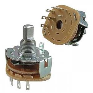 Галетный переключатель SR25-1-1-5 на провод