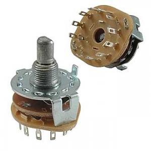 Галетный переключатель SR25-1-1-12 на провод