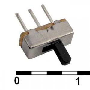 Движковый переключатель SS 1P2T