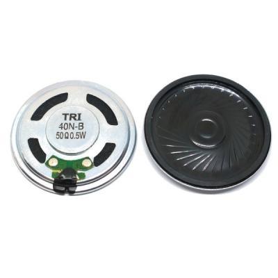 Динамик TRI40N-B 50 Om 0.5W