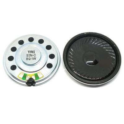 Динамик TRI50N-C 8 Om 1W