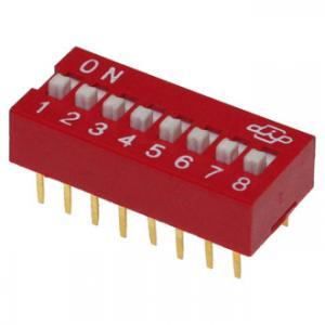 Dip переключатель DS-08 (SWD1-8)