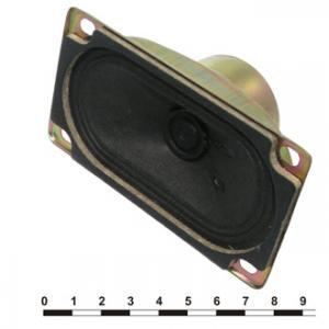 Динамик DXYD5090N-A 8ohm 5W (90x50)