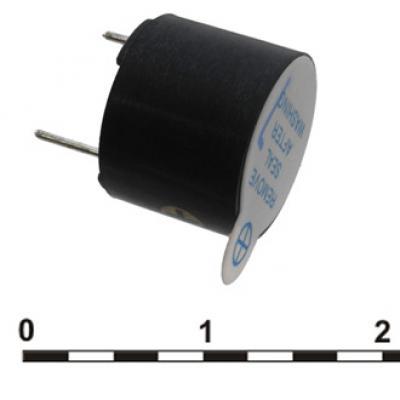 Зуммер с генератором HCM1212X Электромагнитные 12V d=12мм