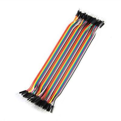 кабель перемычка 20 см M-M (2.54 мм)