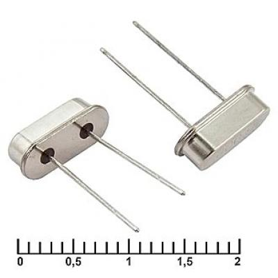 Кварцевый резонатор 10MHz HC49S 16pF 30ppm