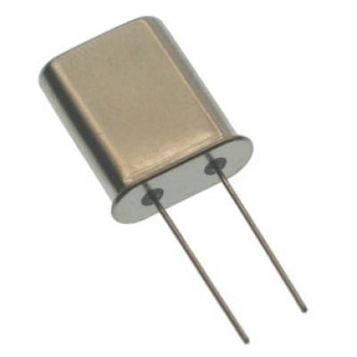 Кварцевый резонатор 27MHz HC49U 16pF 30ppm