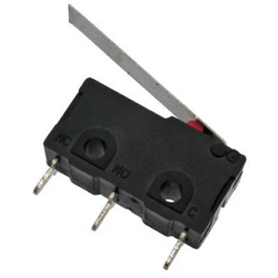 Концевой переключатель SM5-03P 3A 250V (на плату)