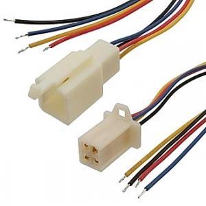 Межплатный кабель питания 1009 AWG24 4x2.8 5mm L=300mm RBYB