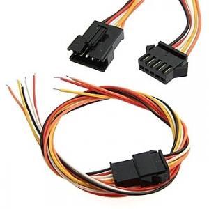 Межплатный кабель питания SM connector 5P*600mm 26 AWG SET