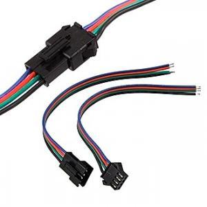 Межплатный кабель питания SM connector F/M 4P*150mm