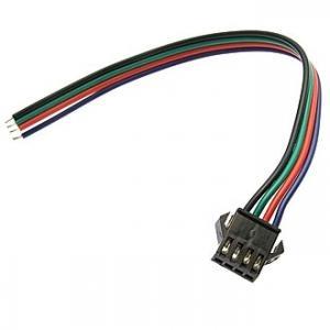 Межплатный кабель питания SM connector 4P*150mm 22AWG Female