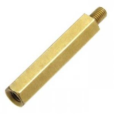 Стойка для плат М2,5 (латунь) PCHSN-25