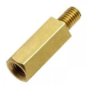 Стойка для печатных плат М3 (латунь) PCHSN-10