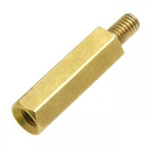 Стойка для печатных плат М3 (латунь) PCHSN-15