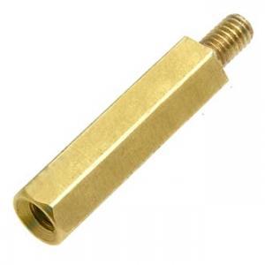Стойка для печатных плат М3 (латунь) PCHSN-18