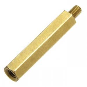 Стойка для печатных плат М3 (латунь) PCHSN-25
