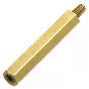 Стойка для печатных плат М3 (латунь) PCHSN-27