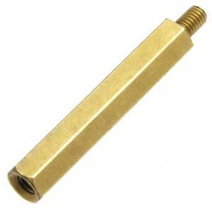 Стойка для печатных плат М3 (латунь) PCHSN-30