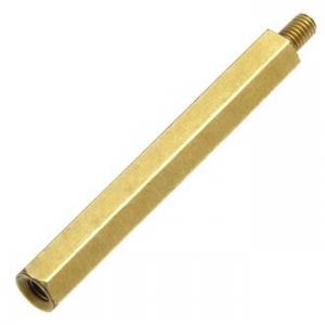 Стойка для печатных плат М3 (латунь) PCHSN-40