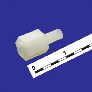 Стойка для печатных плат М3 (нейлон) HTS-306