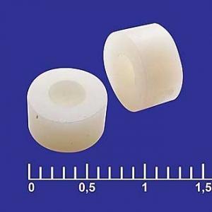 Втулка для печатных плат ф7-3x4