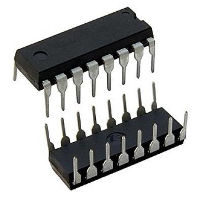Микросхема (импорт) 74HC138N DIP16