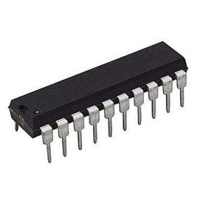 Микросхема (импорт) 74HC240N DIP20