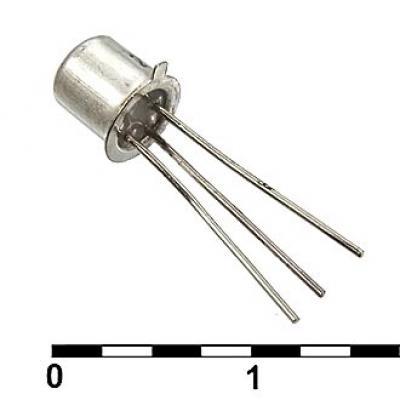 Транзистор (импорт) 2N2222 Ni