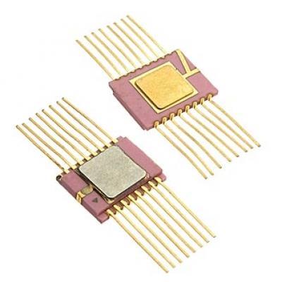 Микросхема 514ИД1 Au