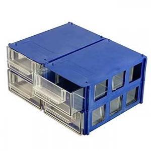 Наборная ячейка 40x90x140 (ВхШхГ) blue