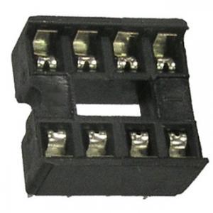 Панель для микросхем SCS08 dip-8 (2.54mm)