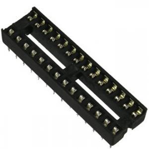 Панель для микросхем SCS28 dip-28 (2.54mm)
