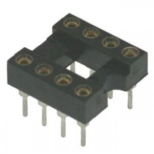 Панель для микросхем SCSM-08 dip-8 (2.54mm) (цанговые)