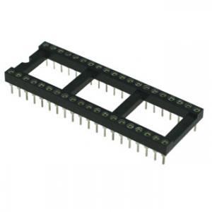 Панель для микросхем SCLM40 dip-40 (2.54mm) (цанговые)
