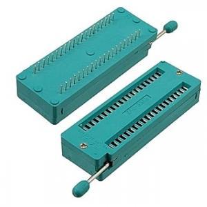 Панель для микросхем ZIF-40