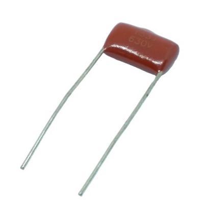 Металлопленочный конденсатор 0,015uf/630v CL-21
