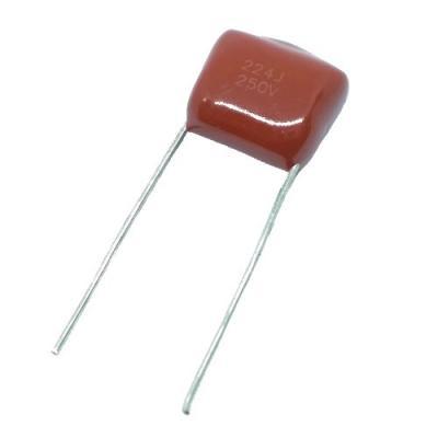 Металлопленочный конденсатор 0,22uf/250v CL-21