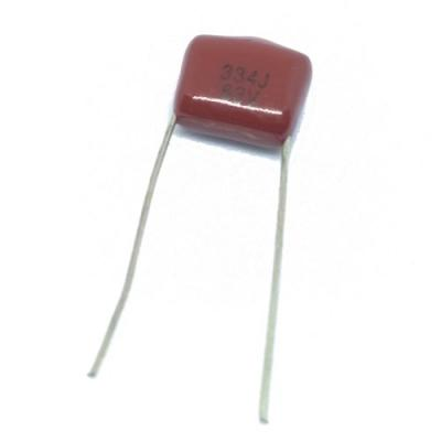 Металлопленочный конденсатор 0,33uf/63v CL-21
