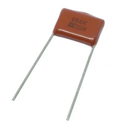 Металлопленочный конденсатор 0,68uf/250v CL-21