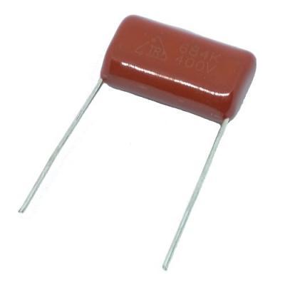 Металлопленочный конденсатор 0,68uf/400v CL-21