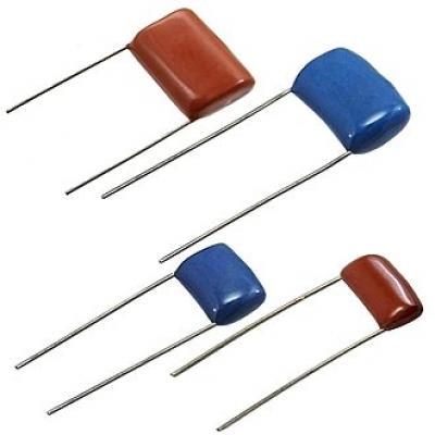 Пленочный конденсатор 0,1uf/1000V CBB81 (полипропиленовый)